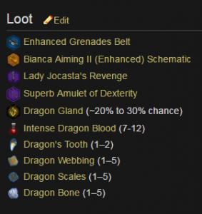 Gamordan Stormrider Loot