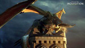 dragon age inquisition dragons