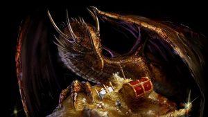 dragons age dragon loot
