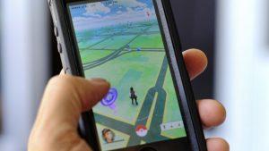 pokemon go interface