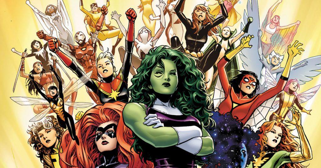 Top 10 Female Superheroes: The 10 Best Woman Super-Heroes List