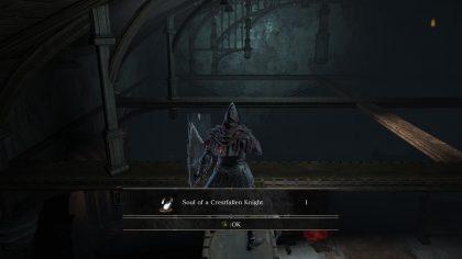 Soul of a Crestfallen Knight