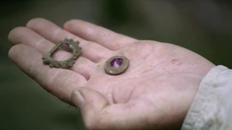 treasure found on the curse of oak island