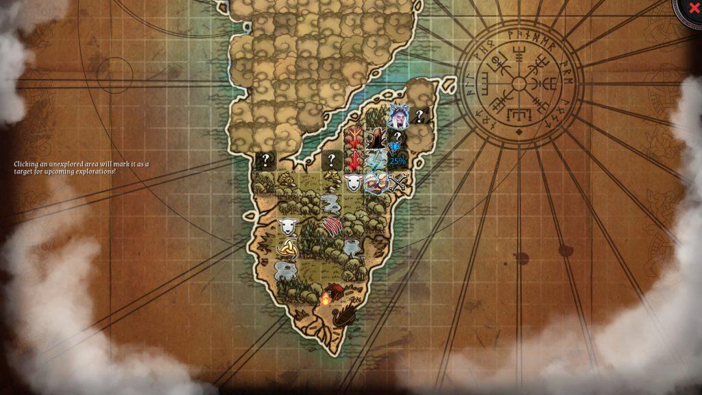 dead in vinland map