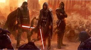 Ajunta Pall: Star War's First Sith Lord