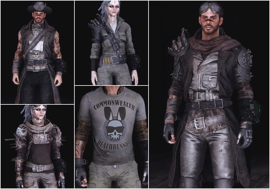 eli's armour compendium pack