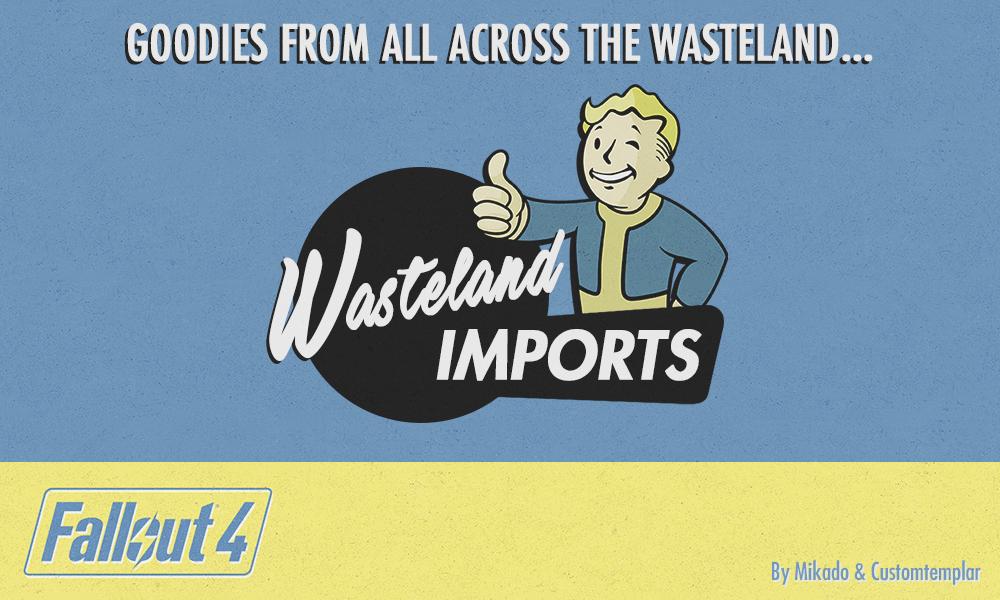wasteland imports mods