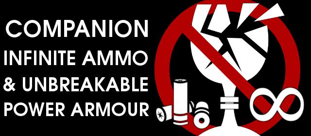 companion infinite ammo mod fallout 4
