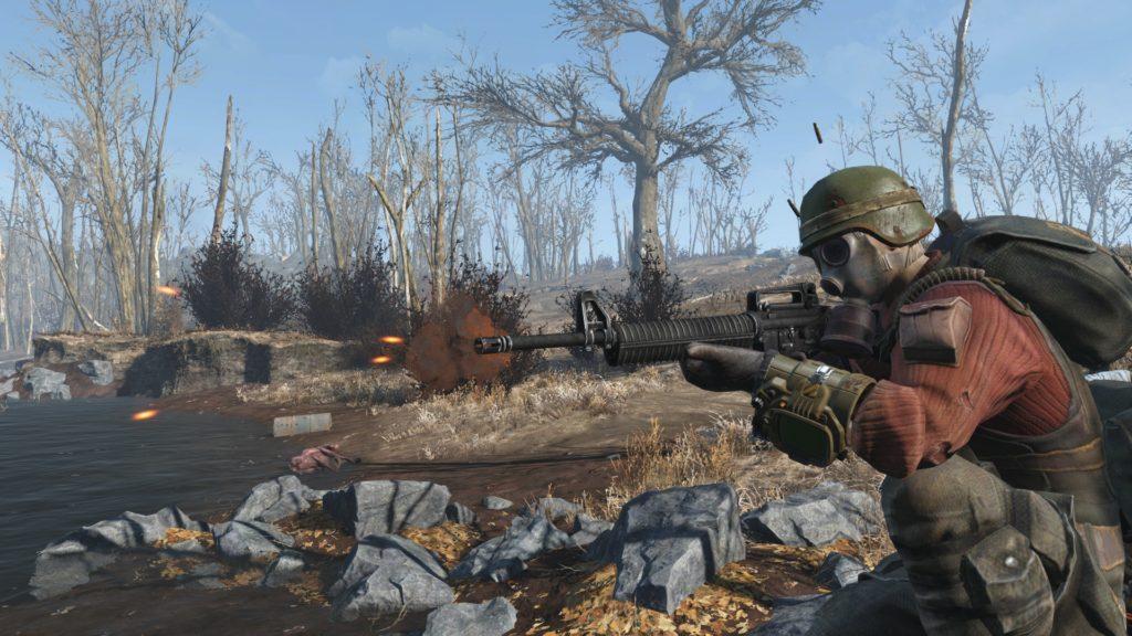 m2216 standalone assault rifle